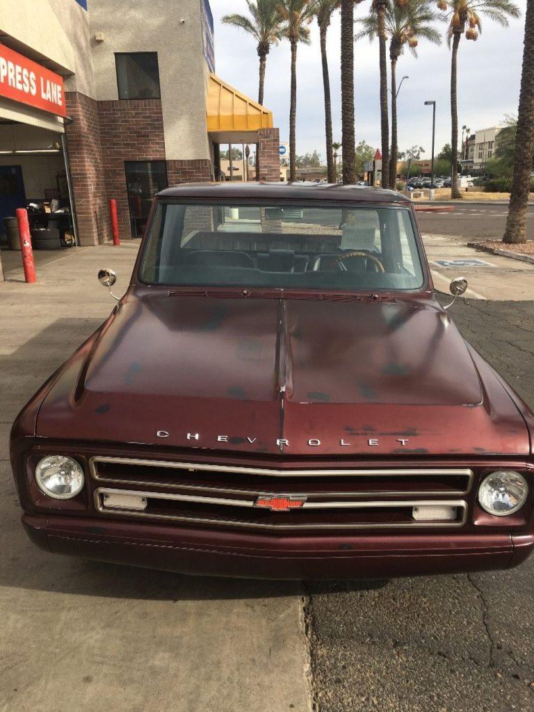 1969 Chevrolet C10 Custom Pickup