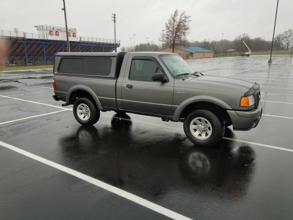 2005 Ford Ranger Edge Standard Cab Pickup