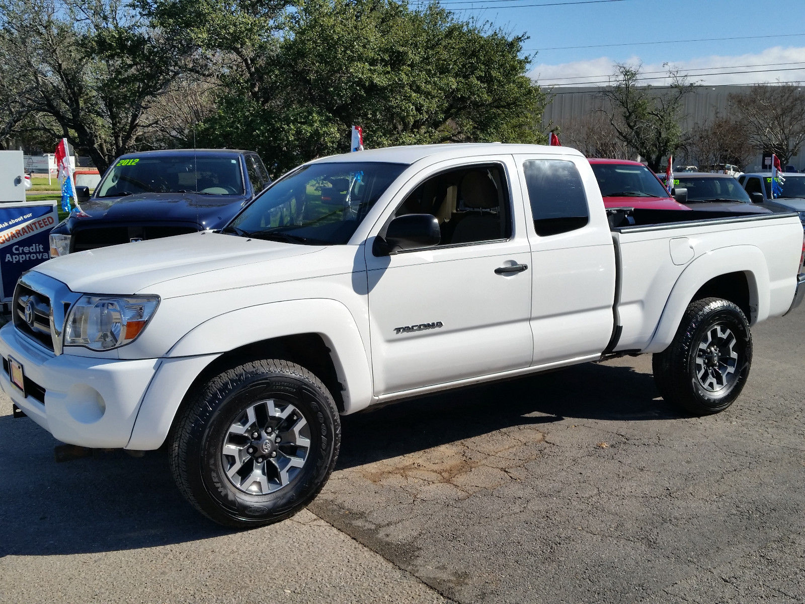 2009 Toyota Tacoma Sr5 Access Cab 4wd For Sale