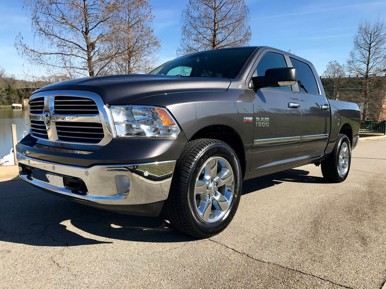 2016 dodge ram 1500 big horn pick up for sale. Black Bedroom Furniture Sets. Home Design Ideas