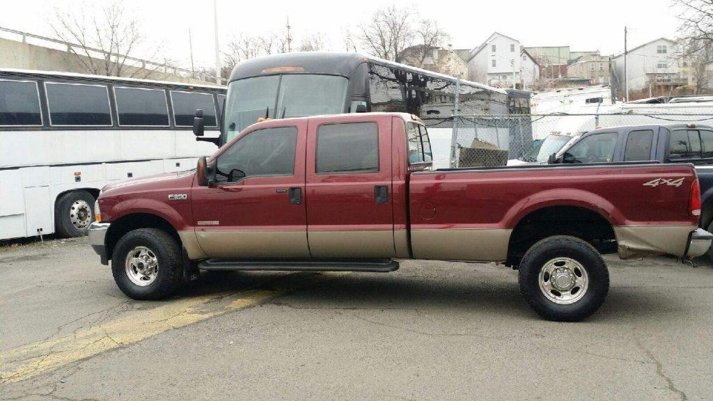 Diesel 2004 Ford F-350 Pickup truck