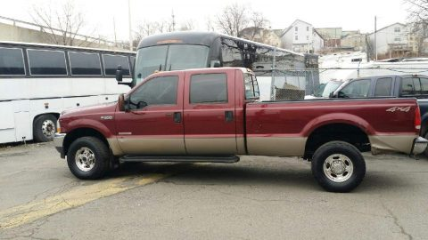 Diesel 2004 Ford F-350 Pickup truck for sale