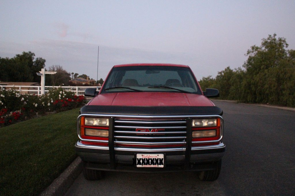 Well taken care of… 1997 GMC Sierra K1500 Extra cab