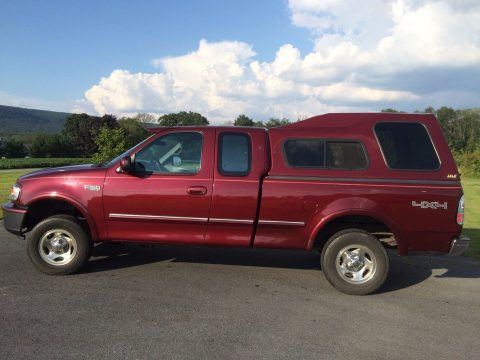 1997 Ford F-150 XLT 4×4 Extended Cab for sale