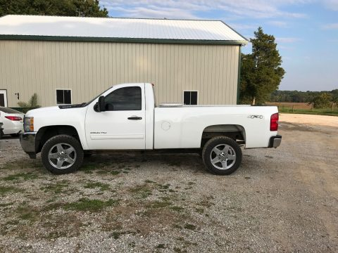 sharp 2011 Chevrolet Silverado LT pickup for sale