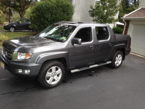 wells serviced 2011 Honda Ridgeline RTL pickup for sale