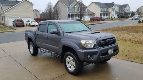 2012 Toyota Tacoma for sale