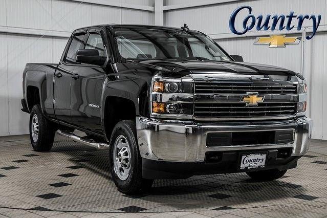 2016 Chevrolet Silverado 2500 Work Truck