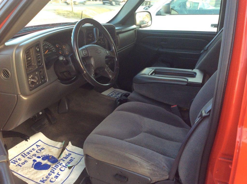 Nice solid 2006 Chevrolet C/K Pickup 1500 L/S