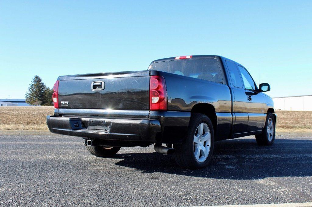 RARE 2003 Chevrolet Silverado 1500 SS