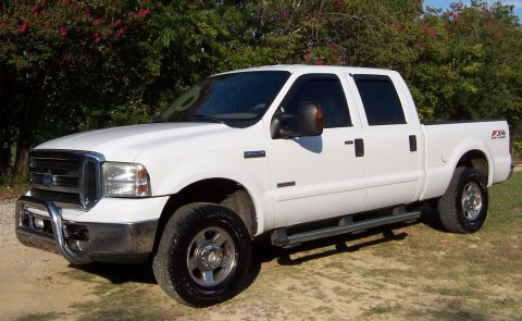 ABSOLUTELY PERFECT 2006 Ford F 250 Lariat FX4 for sale