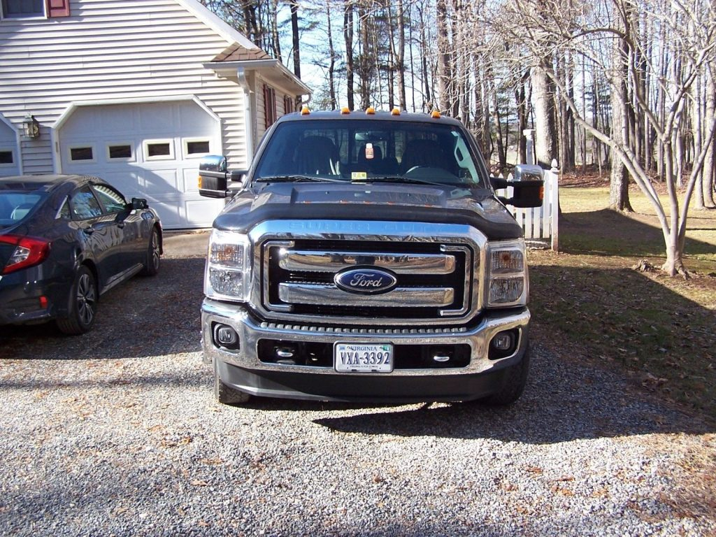 Great 2011 Ford F-350 XLT