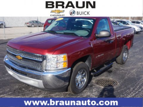 RARE 2013 Chevrolet Silverado 1500 WT for sale