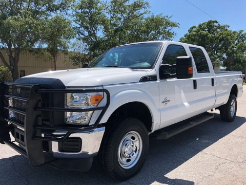 2012 Ford F 350 4X4 CREW CAB Longbed 6.7 Liter Turbo DIESEL for sale