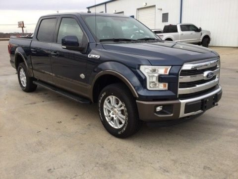 STUNNING 2016 Ford F 150 King Ranch for sale