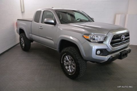 2016 Toyota Tacoma SR5 Access Cab 4WD V6 Automatic for sale