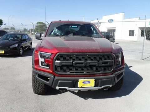 BEAUTIFUL 2018 Ford F 150 Raptor for sale