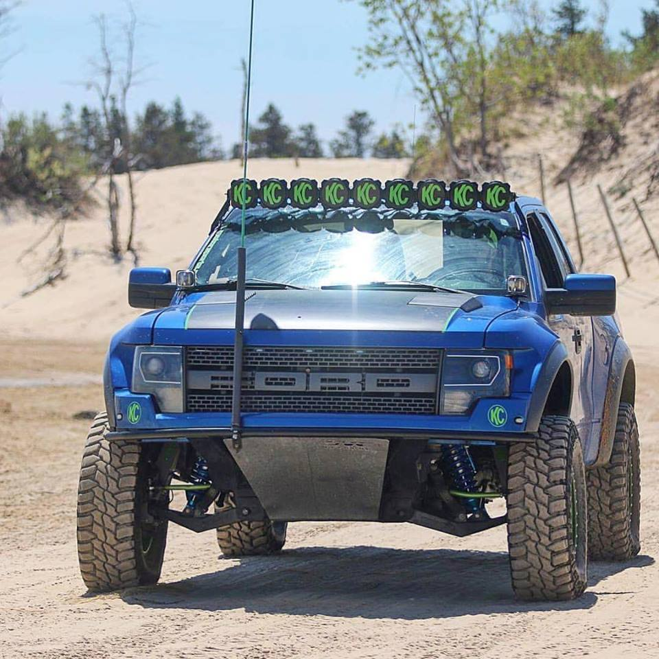 NICE 2012 Ford F 150 SVT Raptor