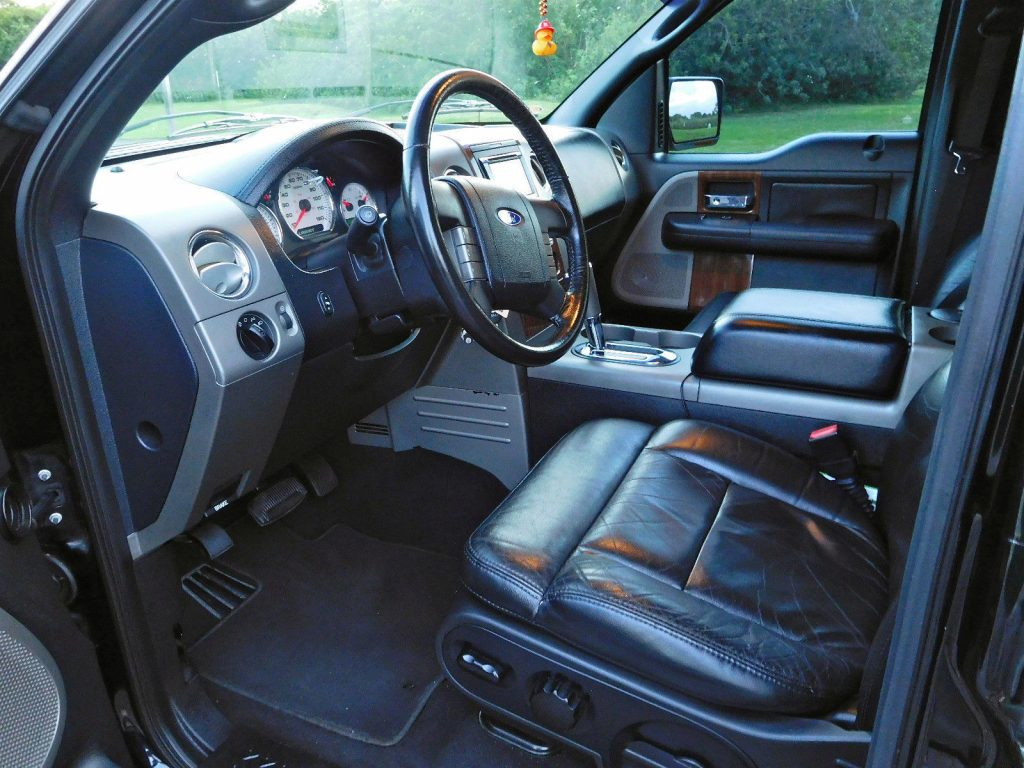 many upgrades 2004 Ford F 150 pickup