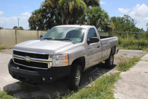 reliable 2007 Chevrolet Silverado 2500 pickup for sale