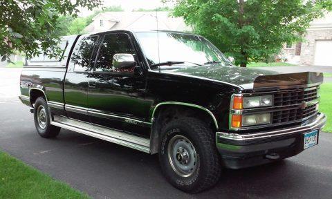 1990 Chevrolet Silverado 1500 Chrome rear bumper for sale