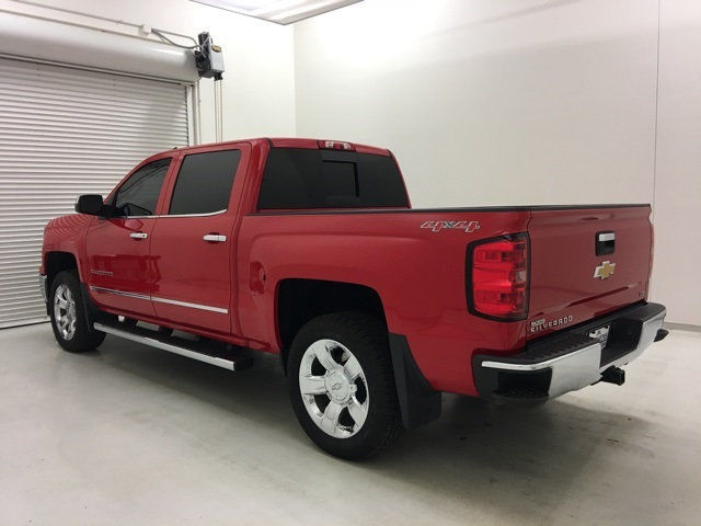2015 Chevrolet Silverado 1500 LTZ Red Truck