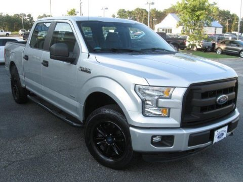 2015 Ford F-150 XL Crew Cab Pickup Twin Turbo for sale