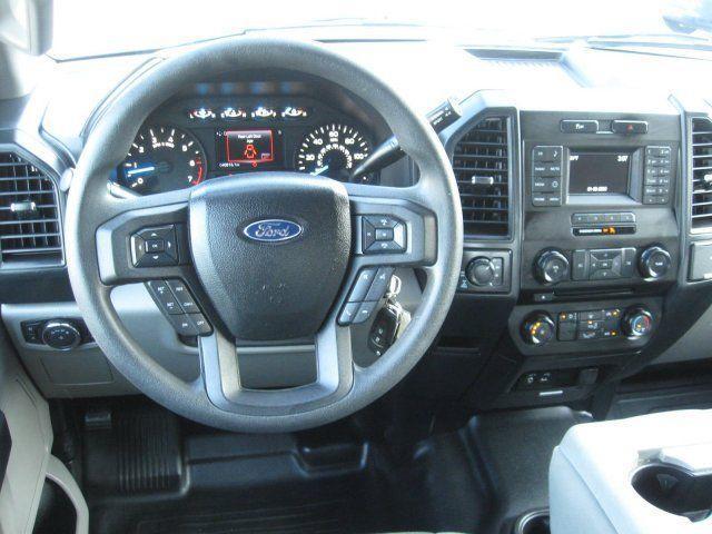 2015 Ford F-150 XL Crew Cab Pickup Twin Turbo