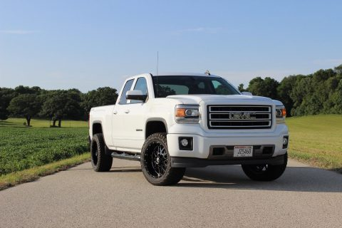 2015 GMC Sierra 1500 Double Cab 4×4 for sale