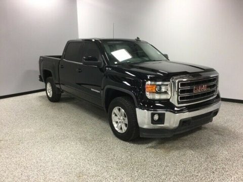 well equipped 2015 GMC Sierra 1500 pickup for sale