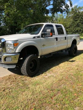great running 2014 Ford F 250 Xlt pickup for sale