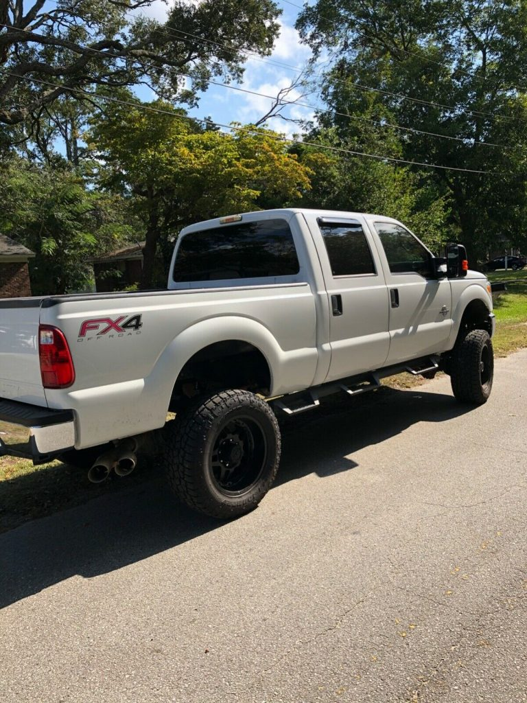 great running 2014 Ford F 250 Xlt pickup