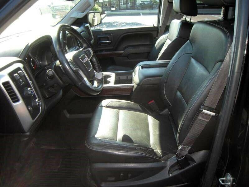 well equipped 2014 GMC Sierra 1500 SLT pickup